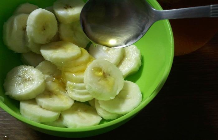 Banánové guličky